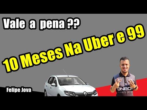 10 Meses na Uber e 99