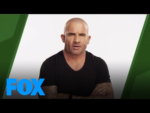 Earth Day: Dominic Purcell   GREEN IT. MEAN IT.