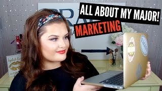 All About My College Major! | Business Marketing