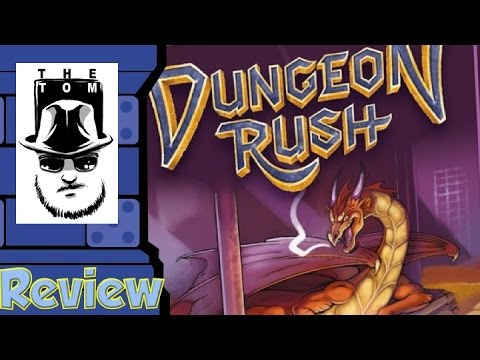 Dungeon Rush Review  - with Tom Vasel