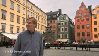 preview picture of video 'Stockholm, Sweden: Gamla Stan'