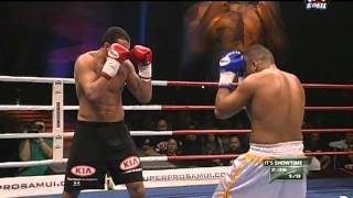 2010 Badr Hari vs Mourad Bouzidi 13.02.2010 (Prague, Czech Republic)