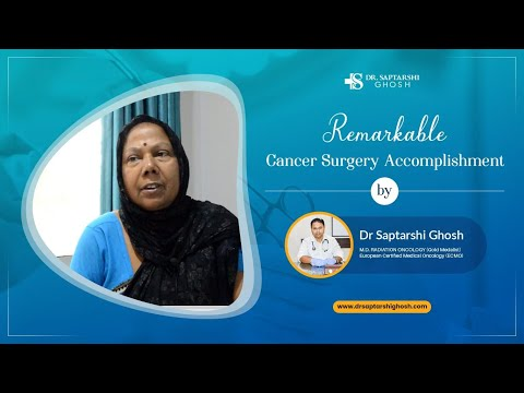 Remarkable Cancer Surgery Accomplishment