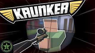 HE'S AIMBOT GOOD - Krunker.io   Let's Play