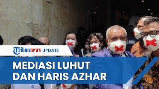 Menko Marves Luhut Tak Dapat Hadiri Sidang Mediasi dengan Haris Azhar, Sidang akan Dijadwalkan Ulang