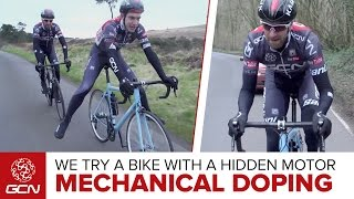 Mechanical Doping –How Does A Road Bike With A Hidden Motor Ride?