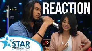 Rising Star Indonesia Reaction Trio Wijaya All I Want