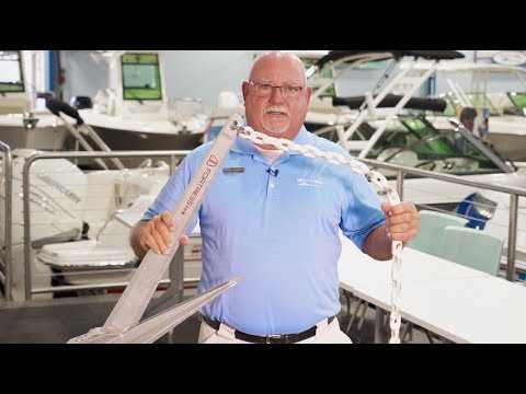 Boating Tips Episode 17: Retrieving a Stuck Danforth Anchor