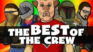 The BEST Of The Crew!   Funny Moments Gaming Montage! (Part 14)