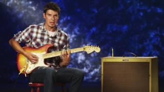 """Rocky Mountain Way"" Joe Walsh Guitar Lesson"