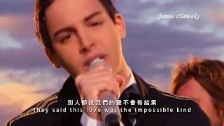 【中英字】Darin Zanyar - Can't Stop Love ( 無法停止對你的愛 )