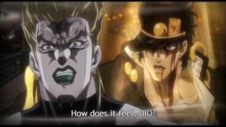 Jotaro vs dio (part 9) finale