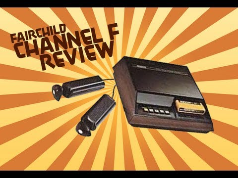 Fairchild Channel F Review