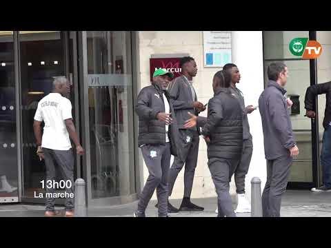 Les Eléphants à Amiens. Amical Côte d'ivoire - RDC #FIFTV 2019#