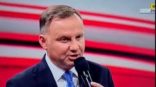 Andrzej Duda ogłosił, że jest przeciwnikiem obowiązkowych szczepień.