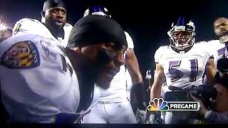 Ray Lewis Dog Chant