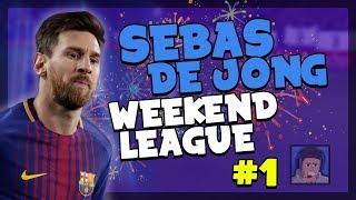 LIVE FIFA 19 WEEKEND LEAGUE EERSTE POTTEN + NIEUWE AANKOPEN!! Sebas de Jong AlleenMaarGezelligheid