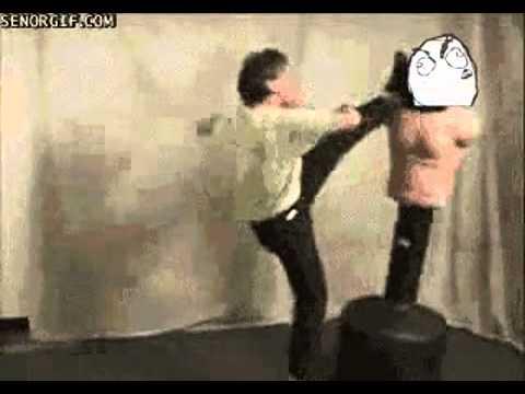 El maniquí para boxeo más fuerte
