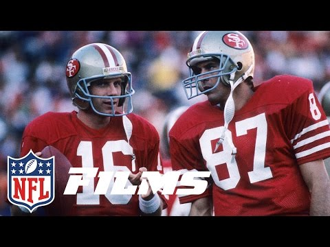 """#4 """"The Catch"""" Joe Montana to Dwight Clark 