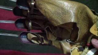 NECA freddy krueger glove 1984