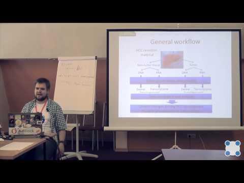Бизнес в биоинформатике — Андрей Афанасьев