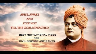 Best Motivational video for civil services apirants