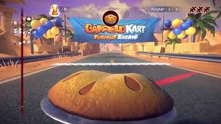 Garfield Kart Furious Racing Gameplay (PC Game).