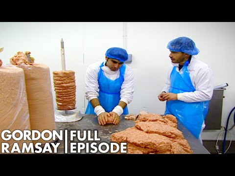 How Doner Kebabs Are Made | The F Word Full Episode