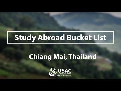 Chiang Mai Bucket List