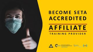 Become an INTRA SETA Accredited Health & Safety Training Provider