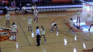 October 2, 2018 Tahlequah Tigers vs. McAlester Buffaloes