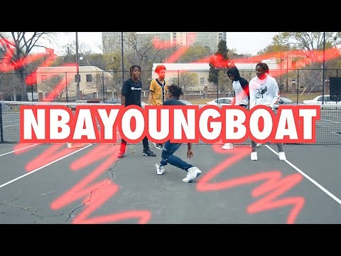 Lil Yachty - NBAYOUNGBOAT ft. YoungBoy Never Broke Again (Official NRG Video)
