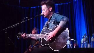 Paper Heart (Acoustic) - David Cook @ The Attic (Tampa, FL)  9.17.2017