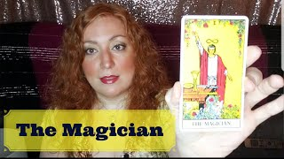 JOURNEY THROUGH THE TAROT: A Week with the MAGICIAN | Introduction to the HIGH PRIESTESS