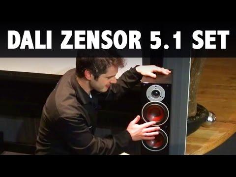 DALI Zensor 5.1 HiFi und Heimkino Lautsprecher
