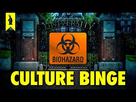 Plague U – Culture Binge Episode #35