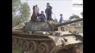 Albanian Kids Shoting With Ak47