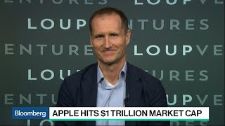 Loup's Munster Says $1 Trillion Valuation Is a Testament to Apple