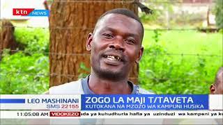 Wakaazi wa Taita Taveta wakosa maji
