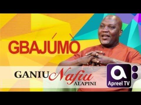 GANIU NAFIU a.k.a Alapinni on GbajumoTV