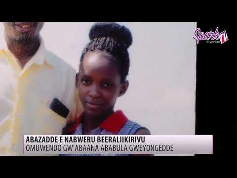 Ow'emyaka 14 e Nansana abuze
