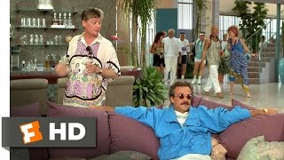 Weekend at Bernie's (3/10) Movie CLIP - Bernie Throws a Party (1989) HD