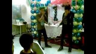 preview picture of video 'SMA SEMEN PADANG beat box'