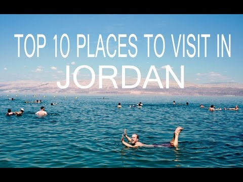 Video Top 10 Places to Visit in Jordan | Things to do in Jordan | Top Attractions Travel Guide