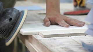 Узнайте все за 5 минут о производстве столешниц из акрилового камня