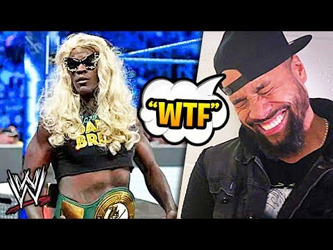 10 FUNNIEST WWE Superstars Moments In 2019!