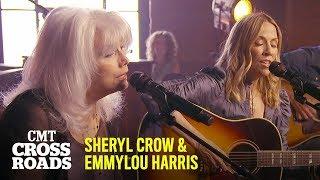Sheryl Crow & Emmylou Harris Perform