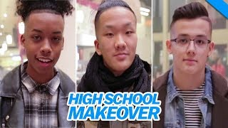BACK TO SCHOOL MAKEOVER 2018 - THEY'RE BACK!