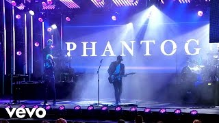 Phantogram - Same Old Blues (Live From Jimmy Kimmel Live!)