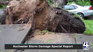 Special Report - Rochester Storm Damage May 23